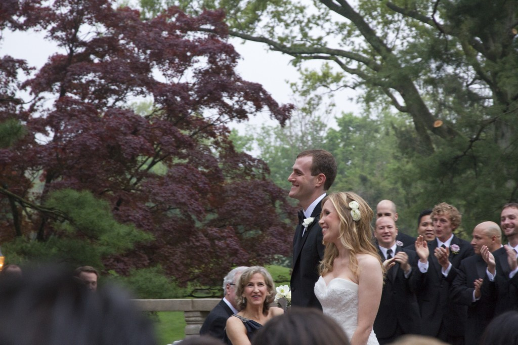 One of the very first pictures of Mr. and Mrs. Alexander!