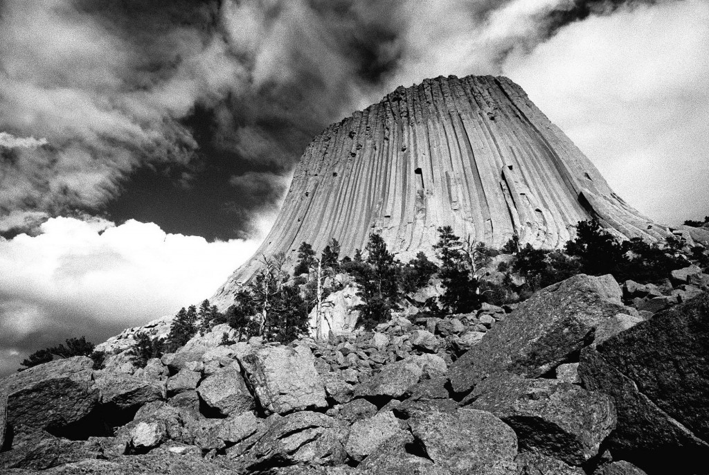 Devil's Tower…. How could you NOT want to climb that? photo: Mountain Project