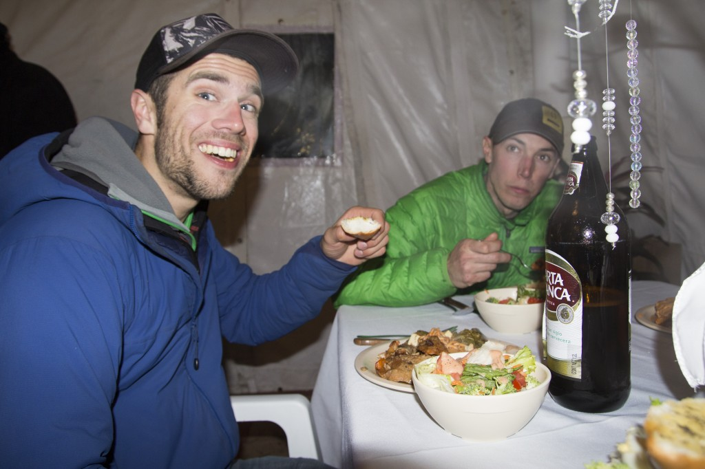 This was by FAR the best meal we had on our entire trip. Delicious!