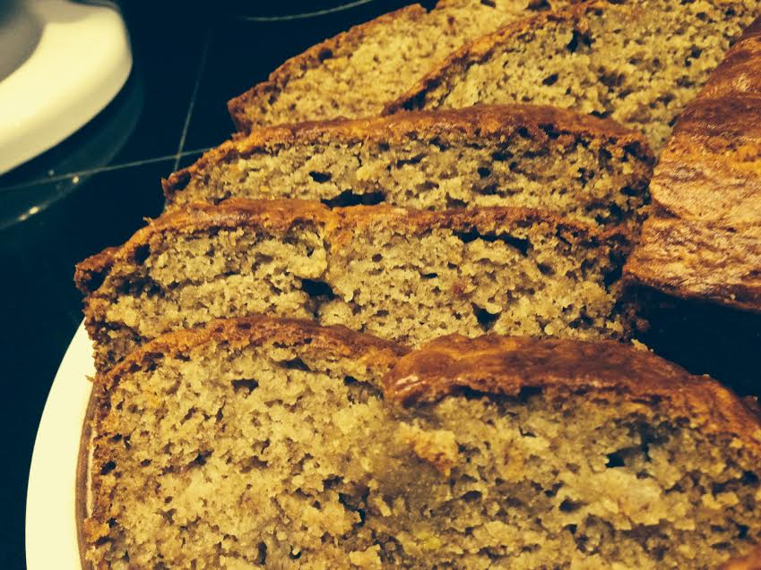 I found the perfect banana bread recipe. it has become a staple baked good as of late.