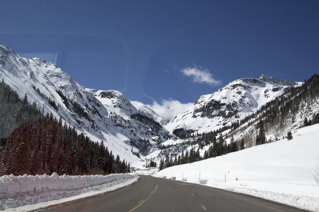 Red Mountain Pass - North San Juan Zone