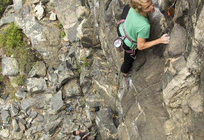 Review: the rock climber's training manual training for rock.