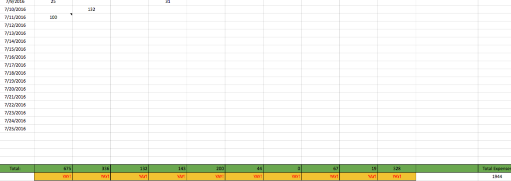 Here's a snapshot of the calculations. You can see the entire spreadsheet by clicking on the link above.